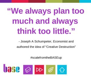 BASE quote on planning